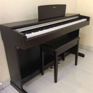 Piano digital yamaha sd142 new