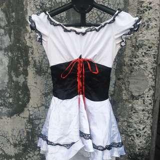 White Sexy Dress