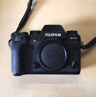 Fujifilm X-T1 with XF35mm F1.4R lens