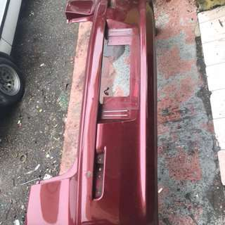 Used Original Lancer Rear Bumper