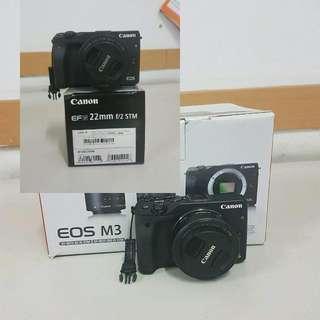eos m3 + 22mm f2