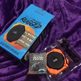 Elliot Audio Rugged Bluetooth Speaker