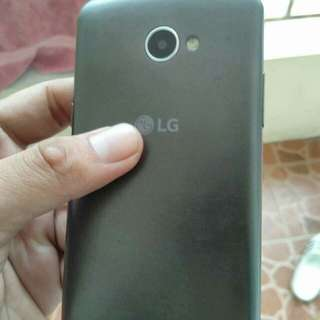 Almost brand new LG K5
