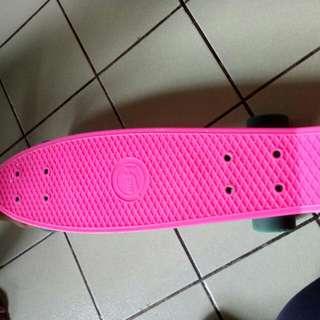 Big H Skate Board