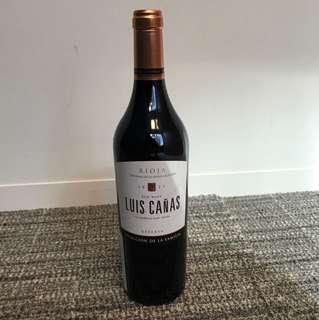 Rioja Reserva Red Wine 2011年 紅酒
