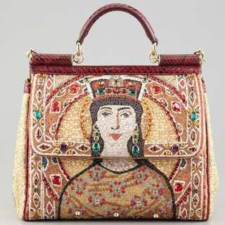 徵! Dolce & Gabbana Queen Regina sicily D&G