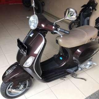 Piaggio Vespa LX125 2011