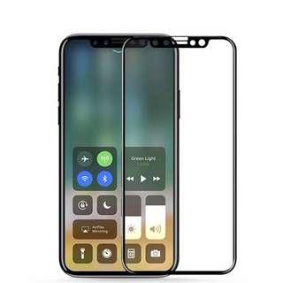 ✨I phone x 保護貼(全屏)✨