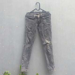 Dust Washed Jeans