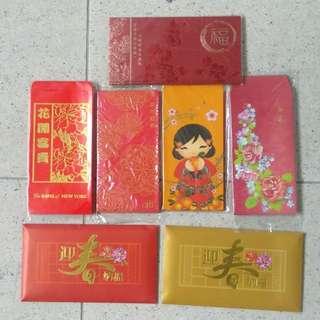 Angpow (price per pack, MINIMUM $5.00 purchase)