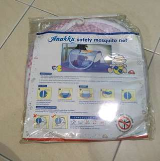 Anakku safety mosquito net