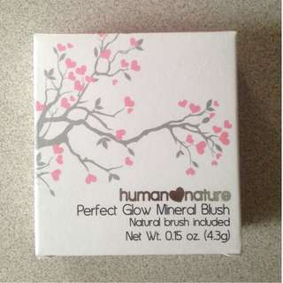 Perfect Glow Mineral Blush- Pacific Shimmer