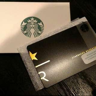 STARBUCKS RESERVE Indonesia Starbucks Card - saldo 0 - LIMITED EDITION