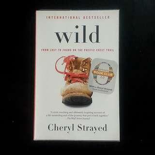 WILD by Cherryl Strayed
