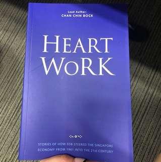 heart work by chan chin bock