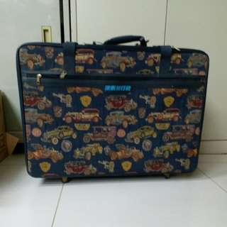 4 Wheels Luggage Size H 20inch W25inch