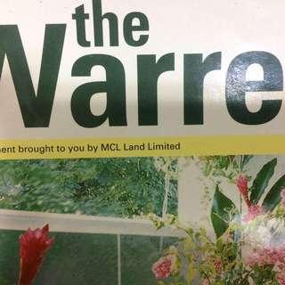 The Warren 2+1 Bedroom