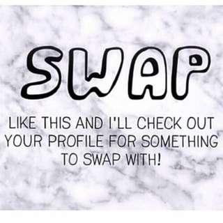 swaps ✨