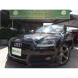 2007/2012 Audi TT 2.0 (A)PADDLESHIF