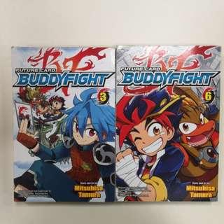 Buddy Fight Comic