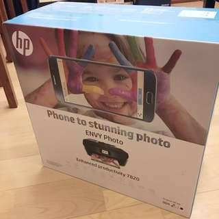 HP Envy 7820 printer