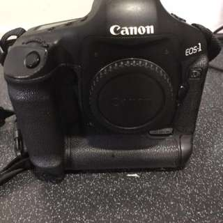 Canon 1D Mark 3 - Body Only - FIRM PRICE