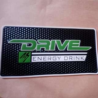 M7 energy drink slip matt