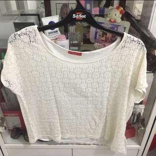Brokat white t-shirt