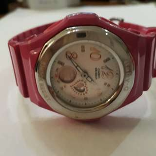 Lady's Baby G Wristwatch Original