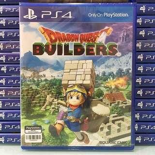 [PS4] Dragon Quest Builders