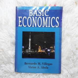 Basic Economics by Villegas and Abola (2004)