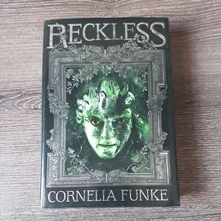 Book: Hardcover - Reckless by Cornelia Funke