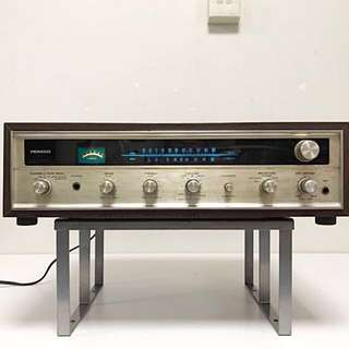 Vintage PIONEER Stereo Amp & AM/FM Tuner Model SSX-1900