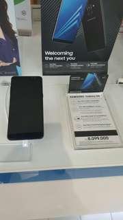 Samsung A8+ cicilan tanpa kartu kredit