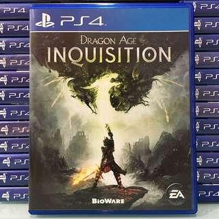 [PS4] Dragon Age Inquisition