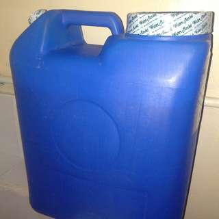 Water/Gallon Container