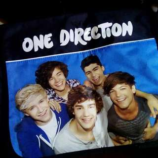 One Direction Messenger Bag from London