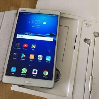 華為旗艦 Huawei MediaPad M3 64GB 行貨有保