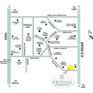 3 bedroom Condominium for sale in Pasig