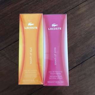 Lacoste Perfumes