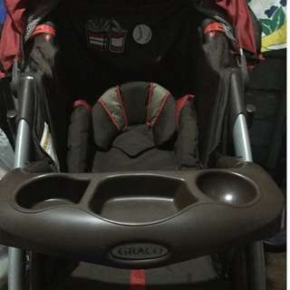 Graco Red/brown
