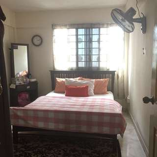 Room for rent Yishun BLK 124 (sharing)
