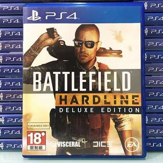 [PS4] Battlefield Hardline