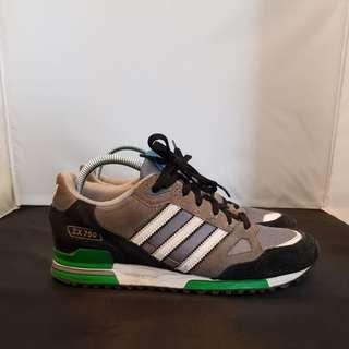 Adidas ZX750 Green/Grey