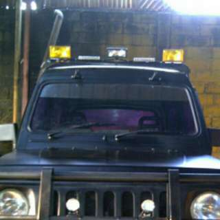 Fog Lamp Halogen & LED