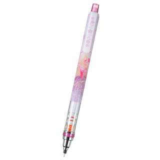 JAPAN DISNEYSTORE, JAPAN IMPORTED: Mechanical Pencil Series- Pink Ribbon Princess series Rapunzel Mechanical Pencil