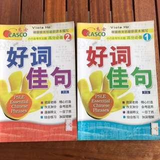PSLE Essential Chinese Phrases