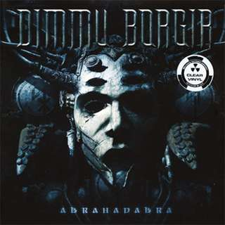 Dimmu Borgir – Abrahadabra (Clear) 2 Vinyl DLP (300pc Ltd)