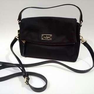Kate Spade miri nylon black 26x18x8 cm