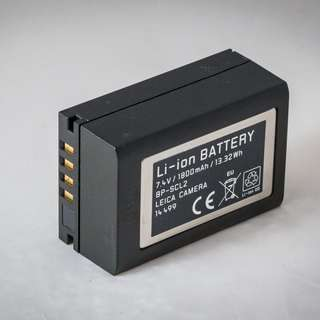 Leica M Lithium-ion Battery Pack (BP-SCL2)